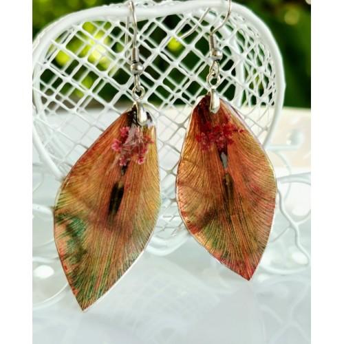 Есенни лалета - обеци