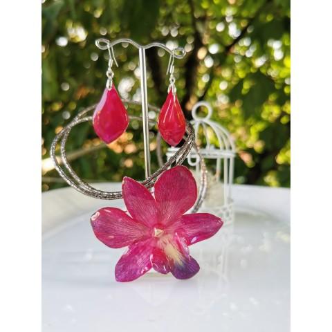 Цикламена орхидея Дендробиум - 3DeLux