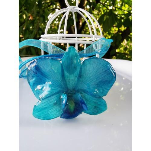 Голяма Синя Орхидея 3DeLuxe