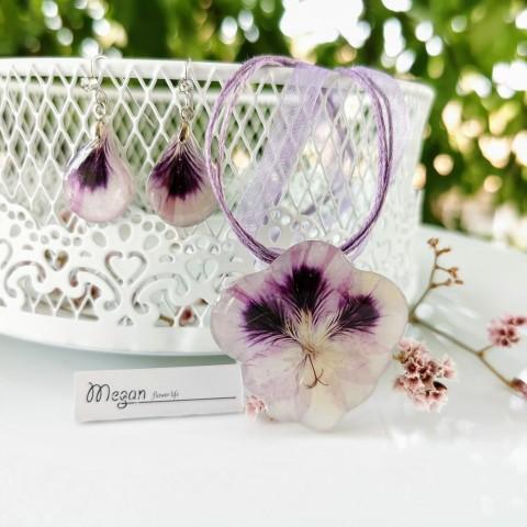 Нежно лилава Налба комплект
