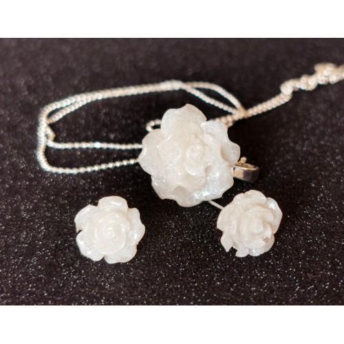 Комплект малки розички с майчина кърма