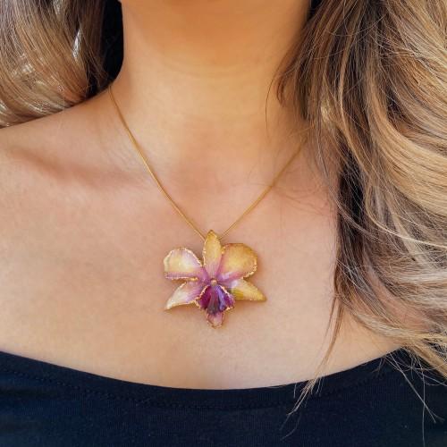 Златна орхидея 3DeLux
