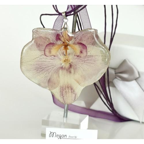 Колие Орхидея