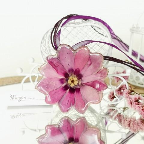 Млечно розова циклама