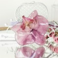 Нежно лилава орхидея Фантазия