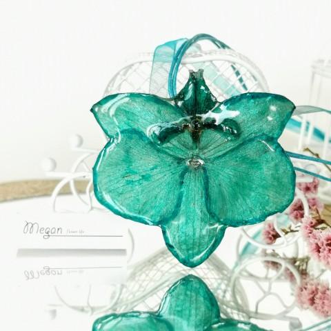 Орхидея Перлен Тюркоаз