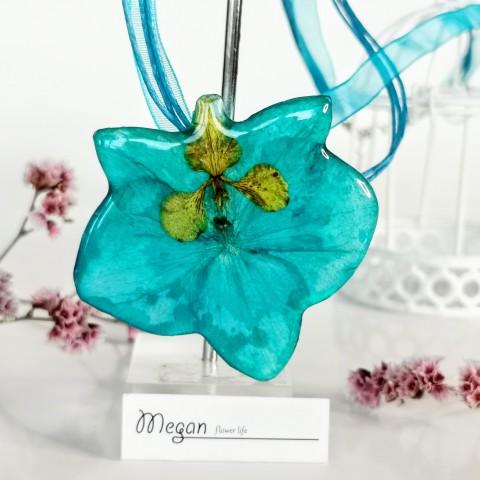 Орхидея - тюркоаз