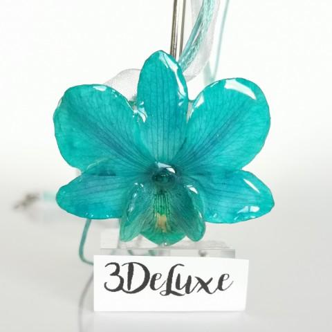 Синя Орхидея 3DeLuxe