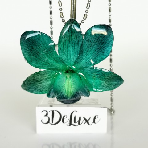 Тюркоазена Орхидея 3DeLuxe