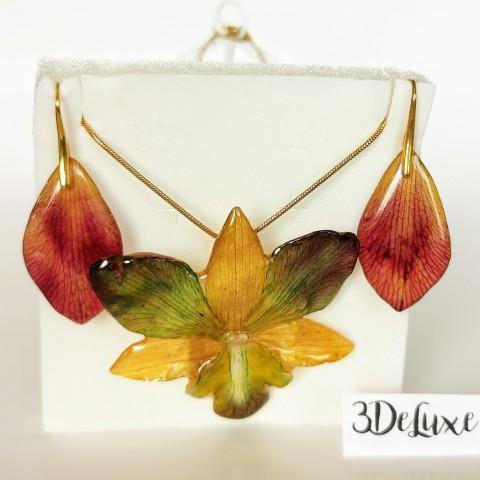 Есенна красота - орхидея Дендробиум - 3DeLux