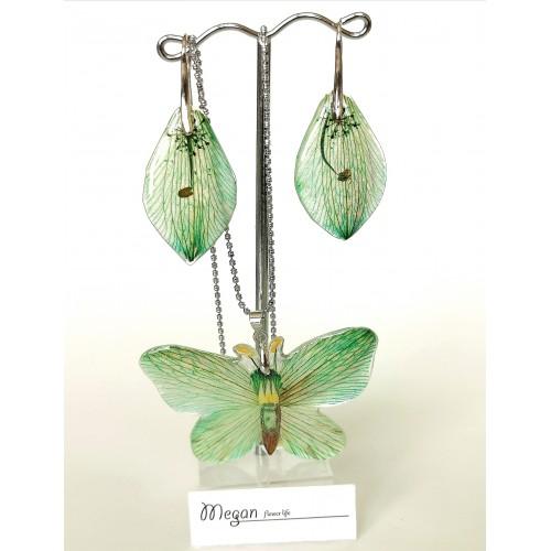 Зелена пеперуда комплект