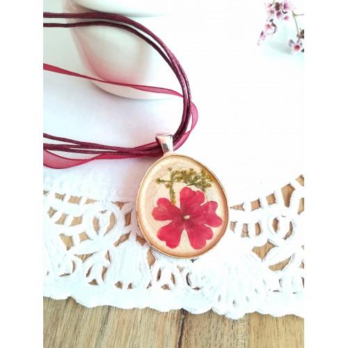 Медальон Червена върбинка